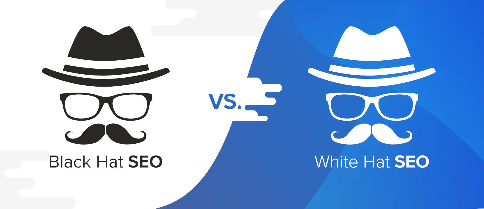White-Hat SEO versus Black-Hat SEO: Here's The Difference