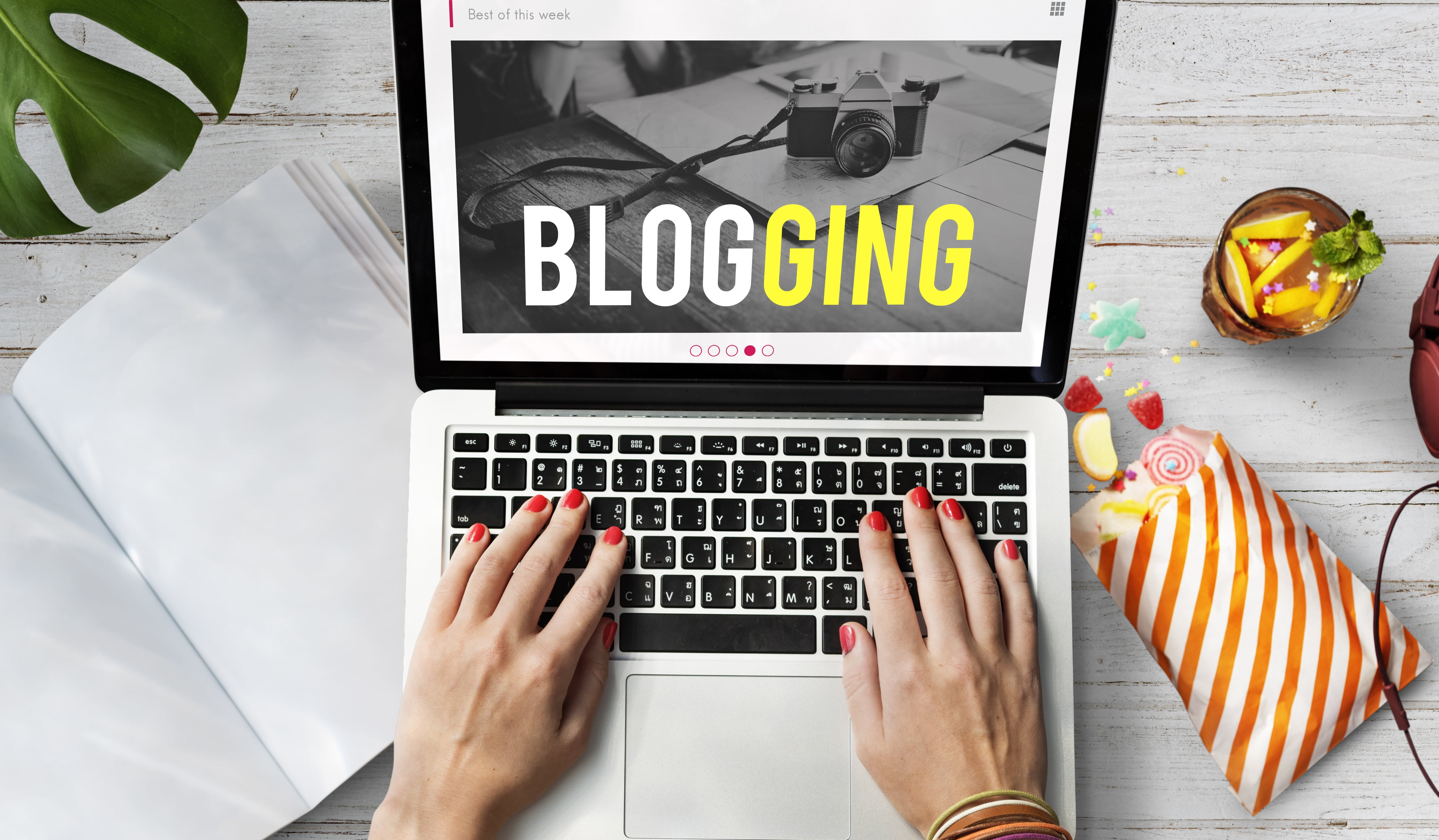 Here's How Websites With Blogs Generate More Leads